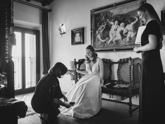 Il matrimonio di Luca e Shea a Vernasca, Piacenza 6