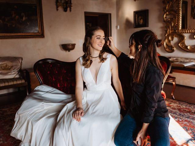 Il matrimonio di Luca e Shea a Vernasca, Piacenza 7