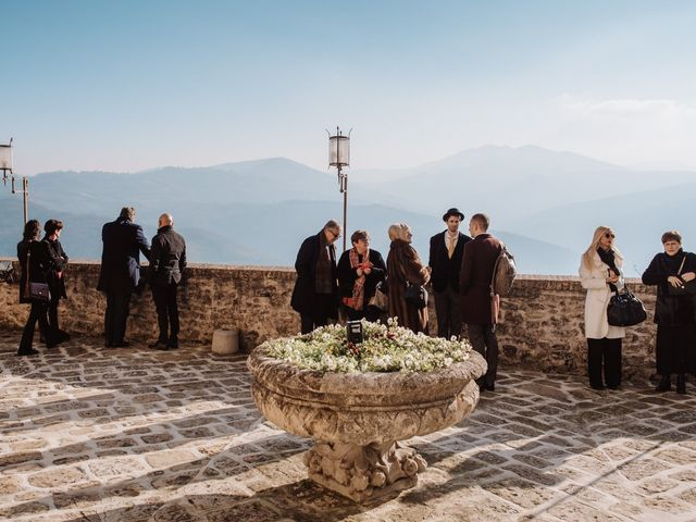 Il matrimonio di Luca e Shea a Vernasca, Piacenza 2