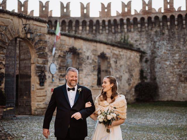 Il matrimonio di Luca e Shea a Vernasca, Piacenza 20