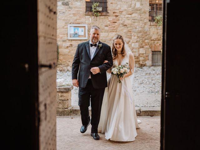 Il matrimonio di Luca e Shea a Vernasca, Piacenza 21