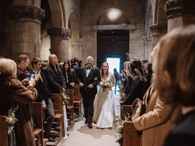 Il matrimonio di Luca e Shea a Vernasca, Piacenza 22