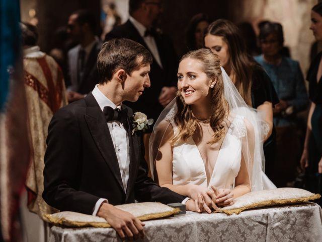 Il matrimonio di Luca e Shea a Vernasca, Piacenza 30