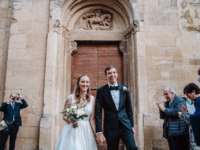 Il matrimonio di Luca e Shea a Vernasca, Piacenza 32