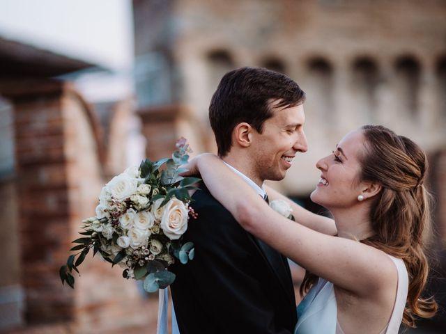 Il matrimonio di Luca e Shea a Vernasca, Piacenza 33