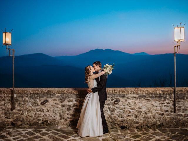 Il matrimonio di Luca e Shea a Vernasca, Piacenza 35