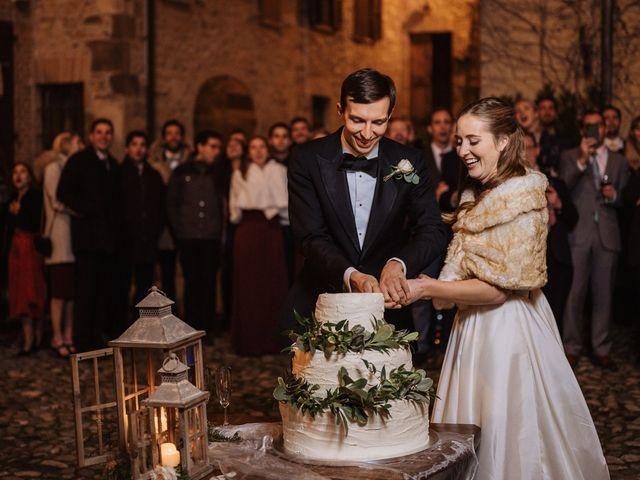 Il matrimonio di Luca e Shea a Vernasca, Piacenza 41