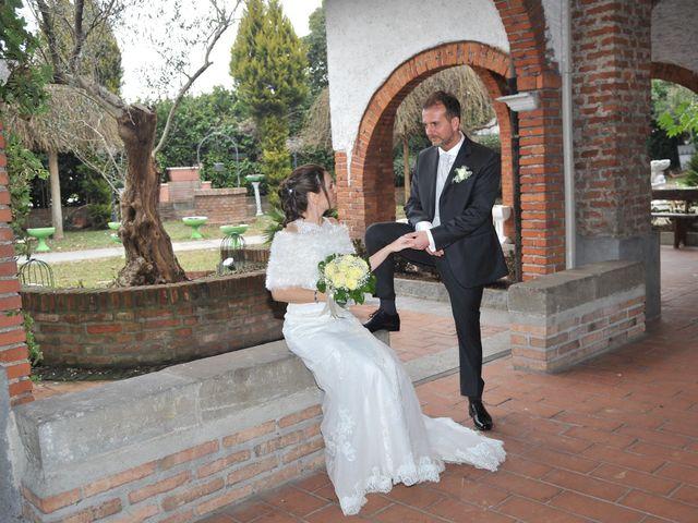 Le nozze di Alessandra e Giuseppe