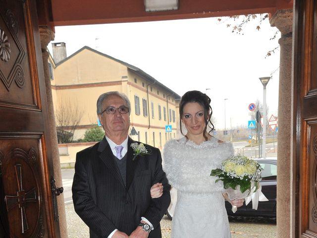 Il matrimonio di Giuseppe e Alessandra a Rozzano, Milano 3