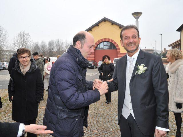 Il matrimonio di Giuseppe e Alessandra a Rozzano, Milano 6