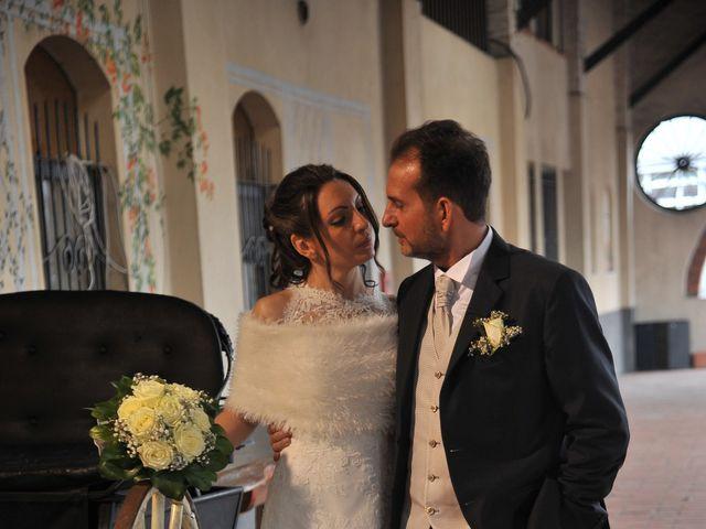 Il matrimonio di Giuseppe e Alessandra a Rozzano, Milano 7