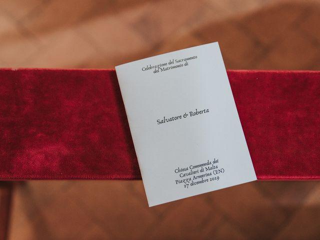 Il matrimonio di Roberta e Salvatore a Piazza Armerina, Enna 25