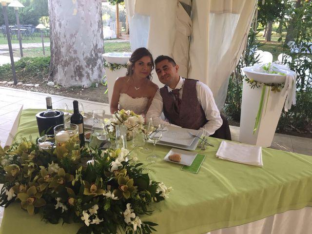 Le nozze di Mariana e Daniele
