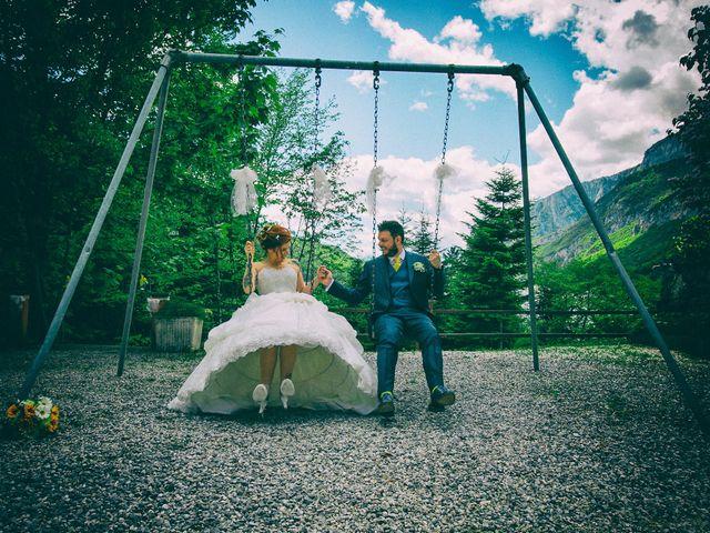 le nozze di Verena e Fabio