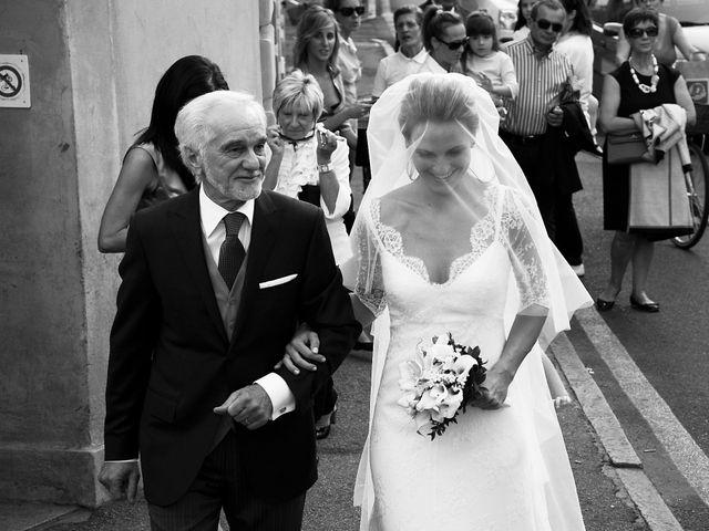 Il matrimonio di Marco e Elisa a Crema, Cremona 3