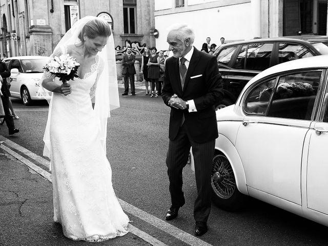 Il matrimonio di Marco e Elisa a Crema, Cremona 6