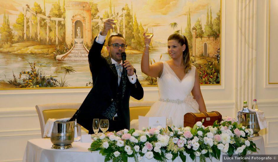 Il matrimonio di Claudio e Manuela a Popoli, Pescara