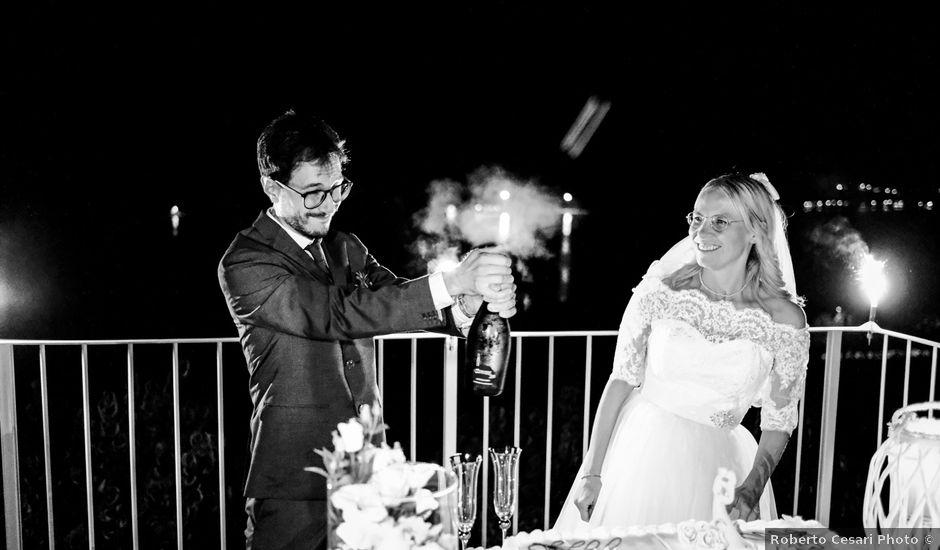 Il matrimonio di Fabio e Elisa a Sarezzo, Brescia
