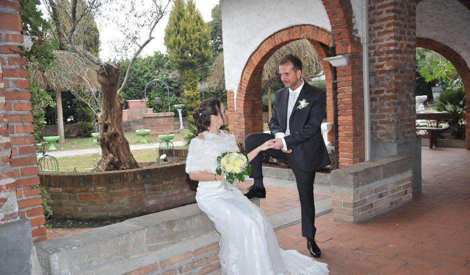 Il matrimonio di Giuseppe e Alessandra a Rozzano, Milano