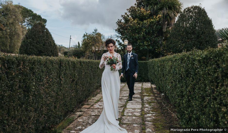 Il matrimonio di Roberta e Salvatore a Piazza Armerina, Enna
