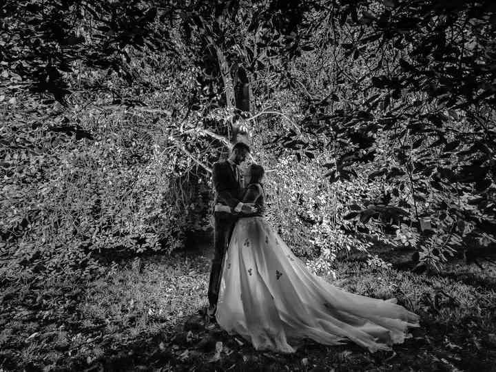 le nozze di Silvia e Pierantonio