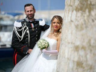 Le nozze di Carmen e Francesco