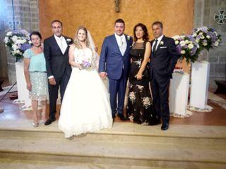 Le nozze di Miranda e Nicola
