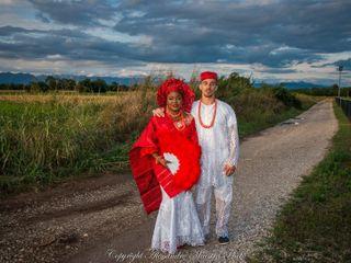 Le nozze di Erika e Diego