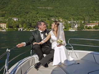 Le nozze di lavinia e Cristian