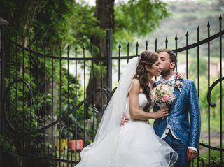 Le nozze di Marina e Christian