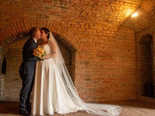 Le nozze di Luana e Enzo