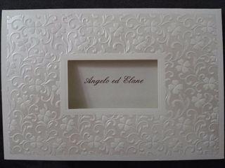 Le nozze di Angelo e Elane 1