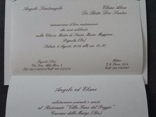 Le nozze di Angelo e Elane 2