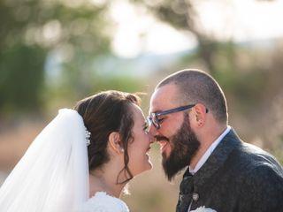 Le nozze di Savio e Mariachiara