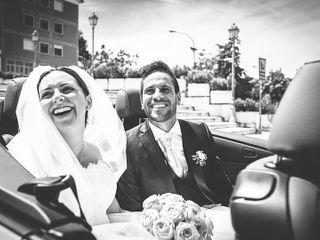 Le nozze di Erica e Mario