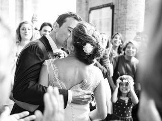 Le nozze di Beatrice e Florent