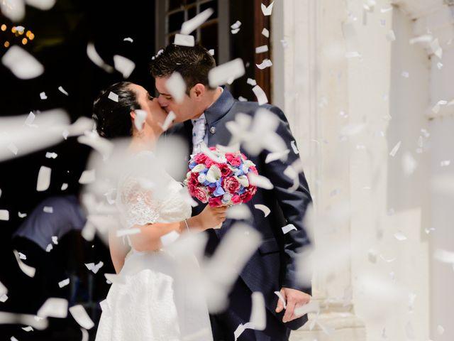 Le nozze di Lia e Marco