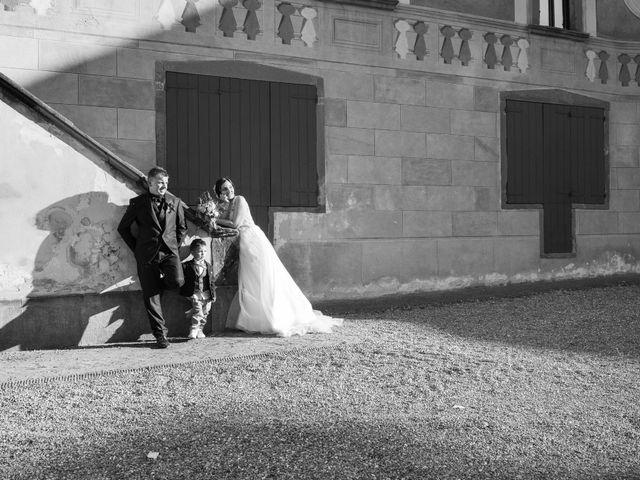 Il matrimonio di Stefano e Francesca a San Miniato, Pisa 7