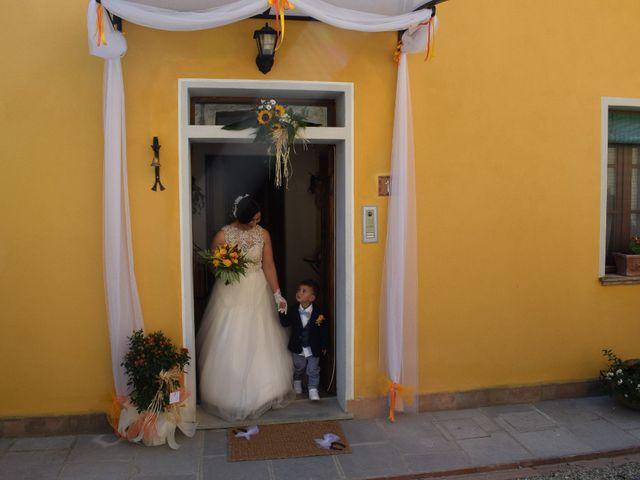 Il matrimonio di Stefano e Francesca a San Miniato, Pisa 15