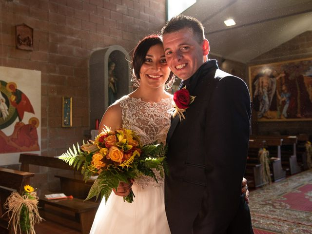 Il matrimonio di Stefano e Francesca a San Miniato, Pisa 16
