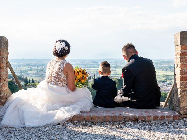 Il matrimonio di Stefano e Francesca a San Miniato, Pisa 18