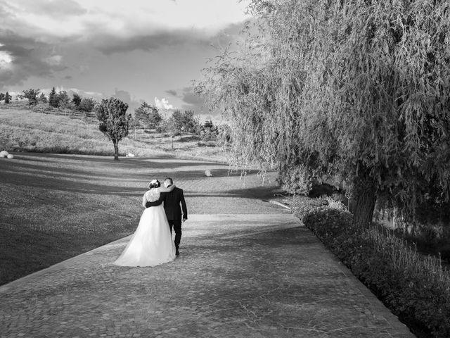 Il matrimonio di Stefano e Francesca a San Miniato, Pisa 19