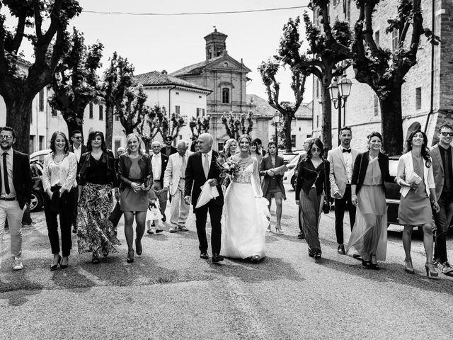 Il matrimonio di Andrea e Elisa a Macerata, Macerata 21