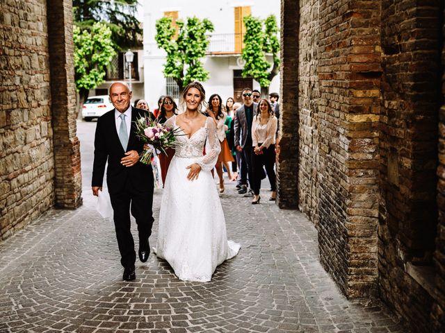 Il matrimonio di Andrea e Elisa a Macerata, Macerata 22