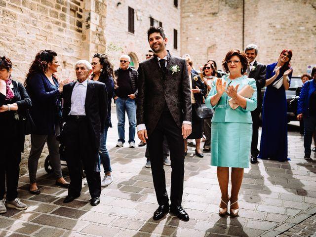 Il matrimonio di Andrea e Elisa a Macerata, Macerata 23