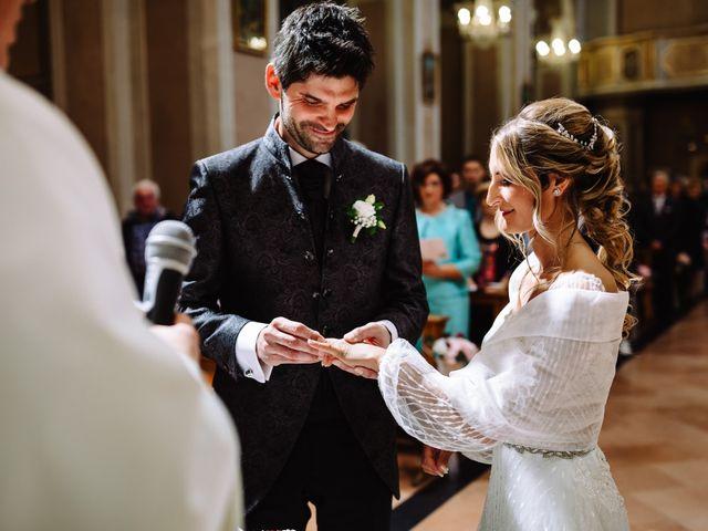 Il matrimonio di Andrea e Elisa a Macerata, Macerata 26