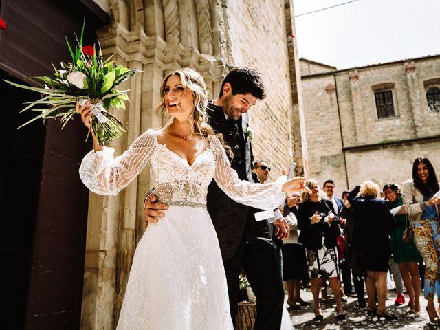 Il matrimonio di Andrea e Elisa a Macerata, Macerata 30