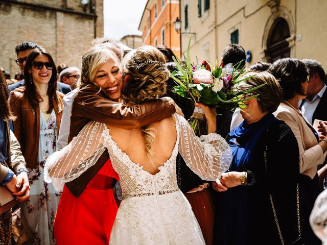 Il matrimonio di Andrea e Elisa a Macerata, Macerata 31