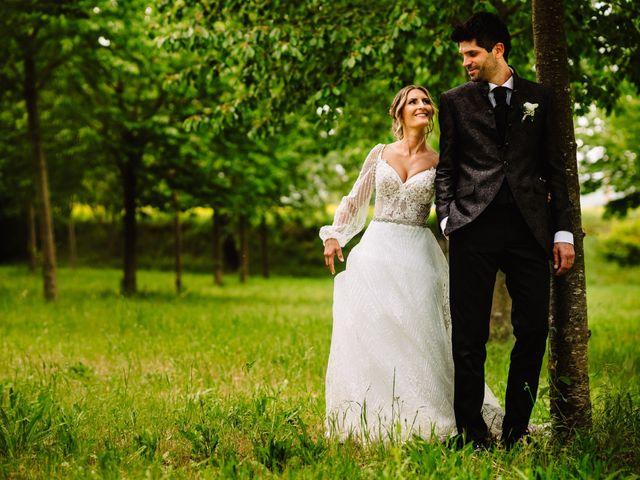 Il matrimonio di Andrea e Elisa a Macerata, Macerata 35