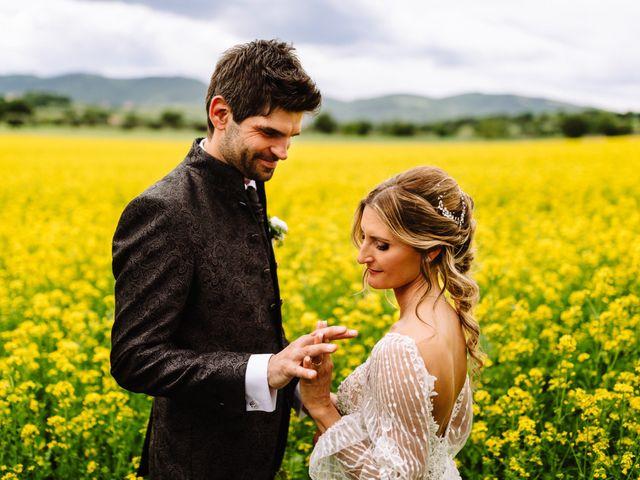 Il matrimonio di Andrea e Elisa a Macerata, Macerata 38